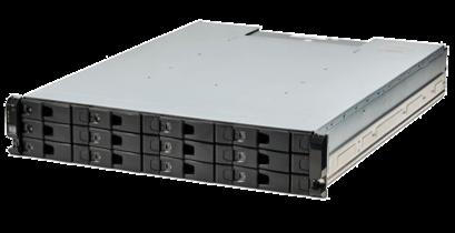 HDS: Modulare RAID-/JBOD-Systeme HDD, SSD