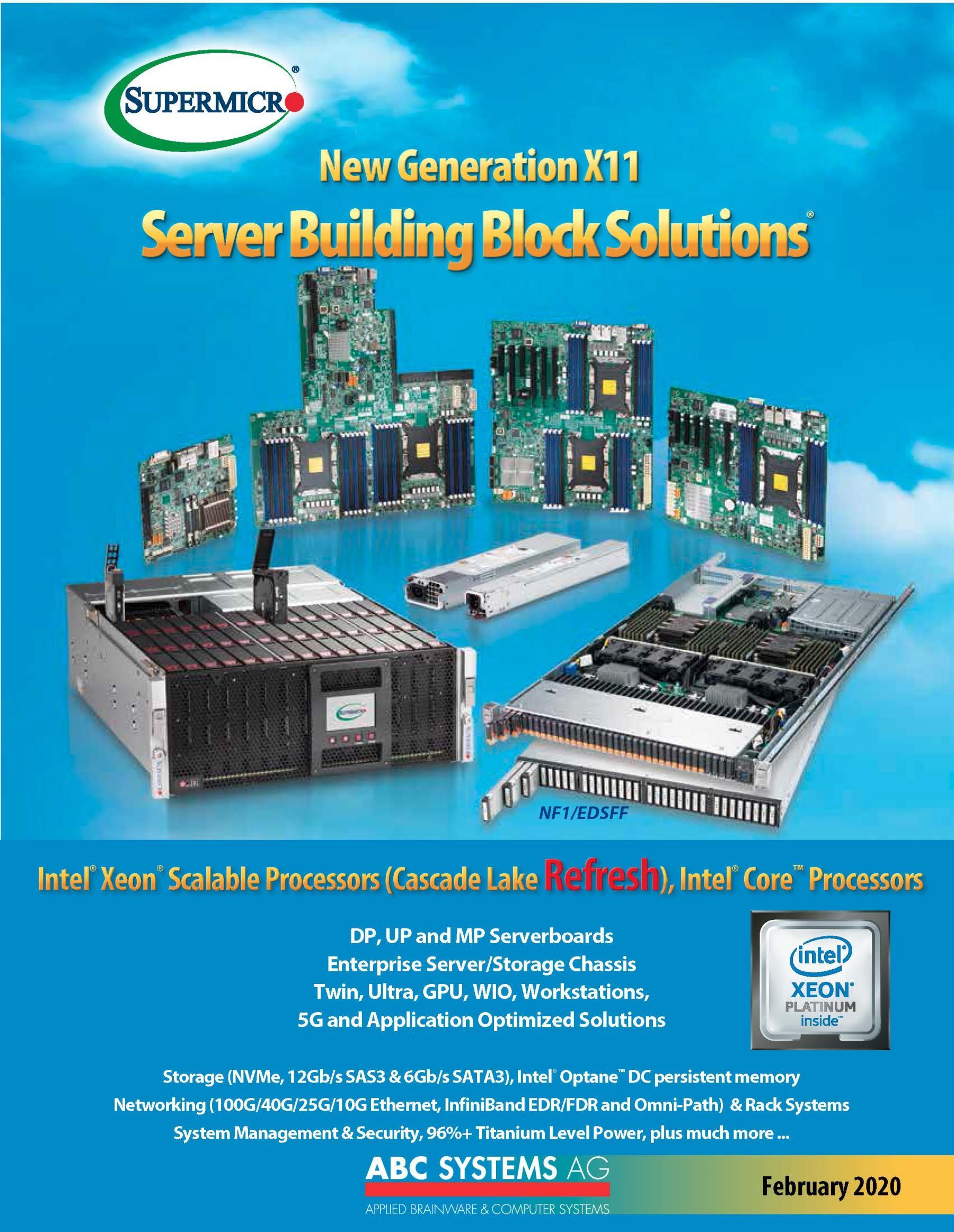 SMC Building Block ABC