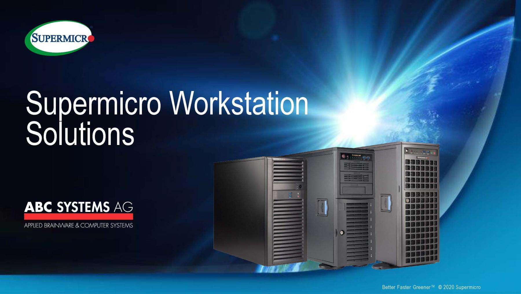 SMC Workstation ABC 1