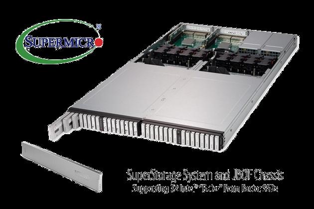 NVMe Storage leistet 10-mal mehr als SSD